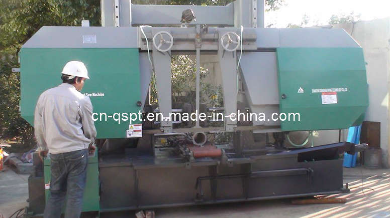 Pipe Cutting Band Saw Machine (PCBSM-16AA/PCBSM-24AA/PCBSM-32AA) pictures & photos