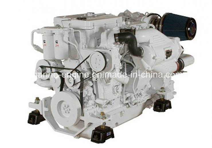 CCS & BV Approved Cummins Marine Main Propulsion Diesel Engine pictures & photos