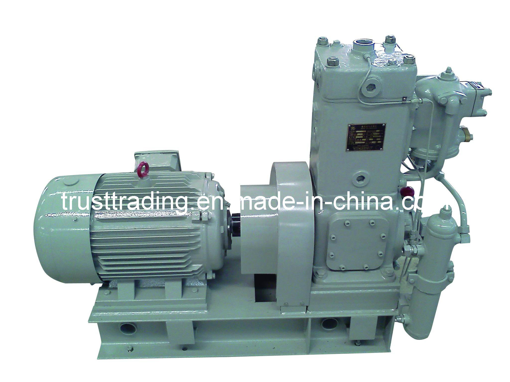 China Marine Low Pressure Industrial Air Compressor - China