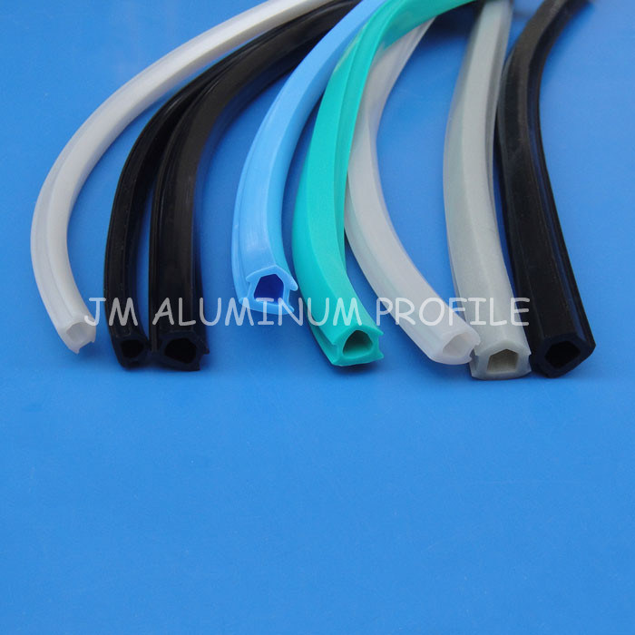 China Sealing PVC Strip Rubber Cover Door Seal for Aluminum Profile ...