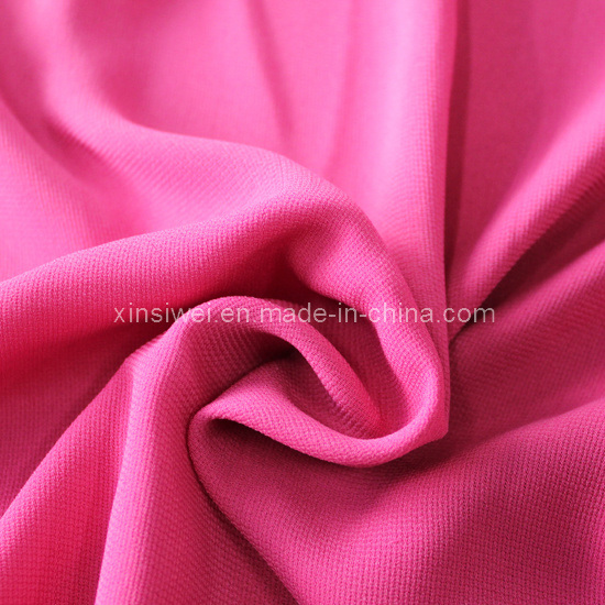 100% Polyester Dobby/Jacquard Fabric for Garment