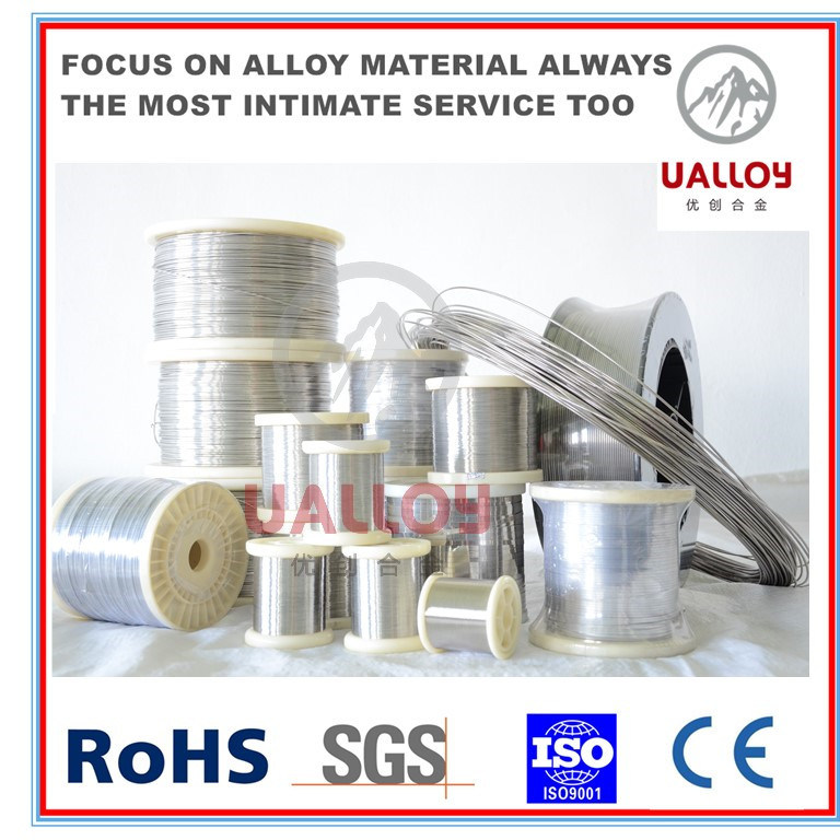 Nichrome Heating Resistance Alloy Ni80cr20