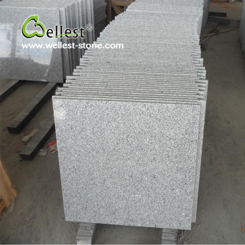 China G603 Polished Granite Floor Tile Tile China Granite Tile