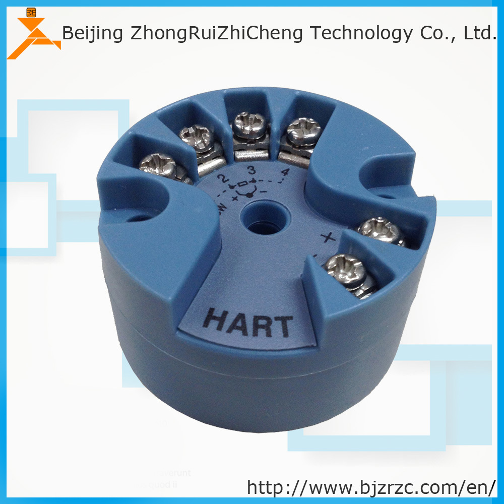 China PT100 Rtd 3-Wire Temperature Transmitter Module with 4-20mA ...