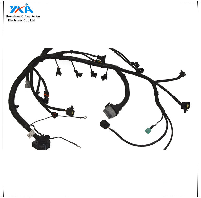 China Xaja Factory Customized Wiring Harness Cable for ... on