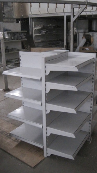 Heavy Duty Working Supermarket Shelving pictures & photos