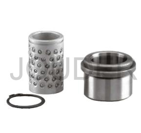 Demountable Ball Bearing Cages and Stripper Bushing