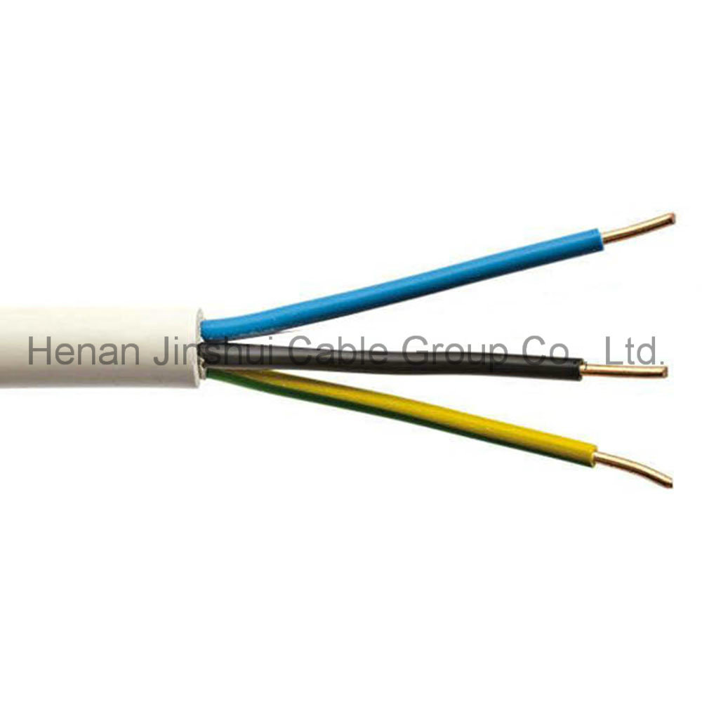 China Low Voltage Copper Core Pvc Sheath House Wiring Cable