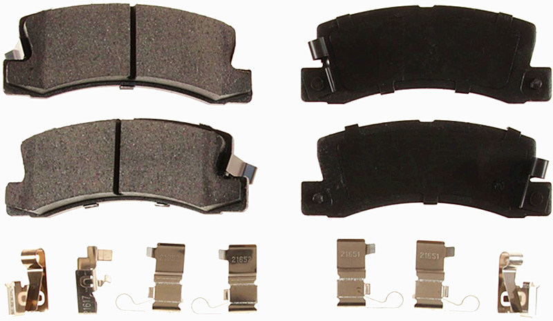 Auto Parts Semi-Metalli Brake Pad (D325) for Lexus Toyota  pictures & photos