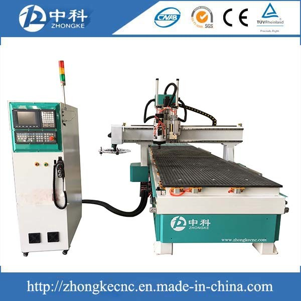 12 Cutters Auto Tool Changing Row Boring Atc CNC Router pictures & photos