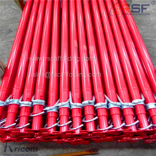 Powder Coated Heavy Duty Steel Struts pictures & photos