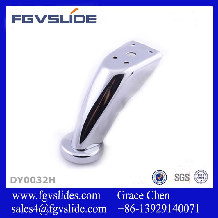 [Hot Item] China Manufacture Variety Chrome Metal Modern Sofa Legs