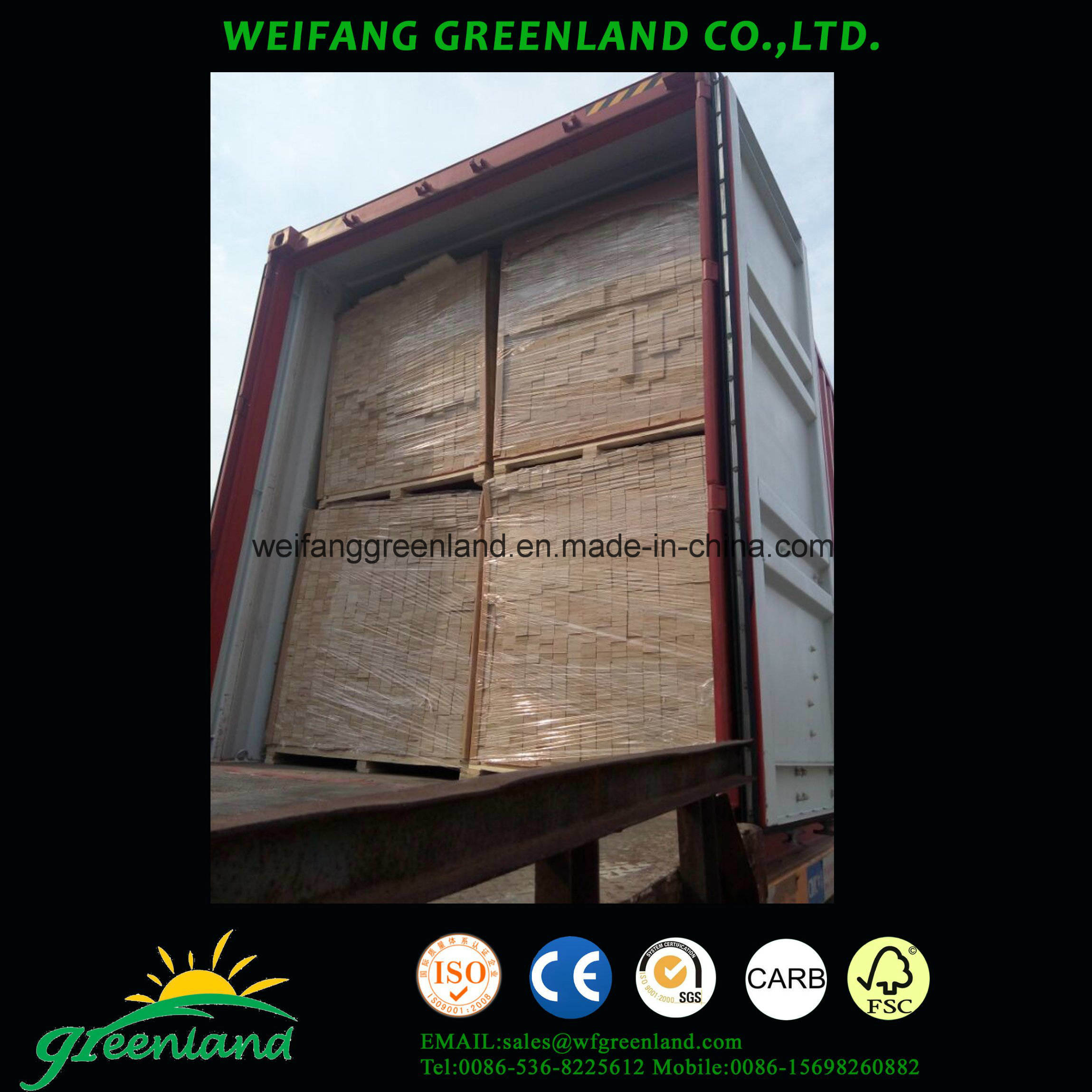 E1 Grade Plywood Frame for Bed/Plywood Bed Slats