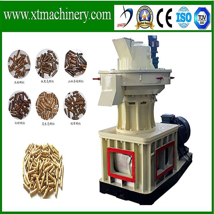 Turbine Bar Technology, Good Quality Pellet Machine for Biomass Line
