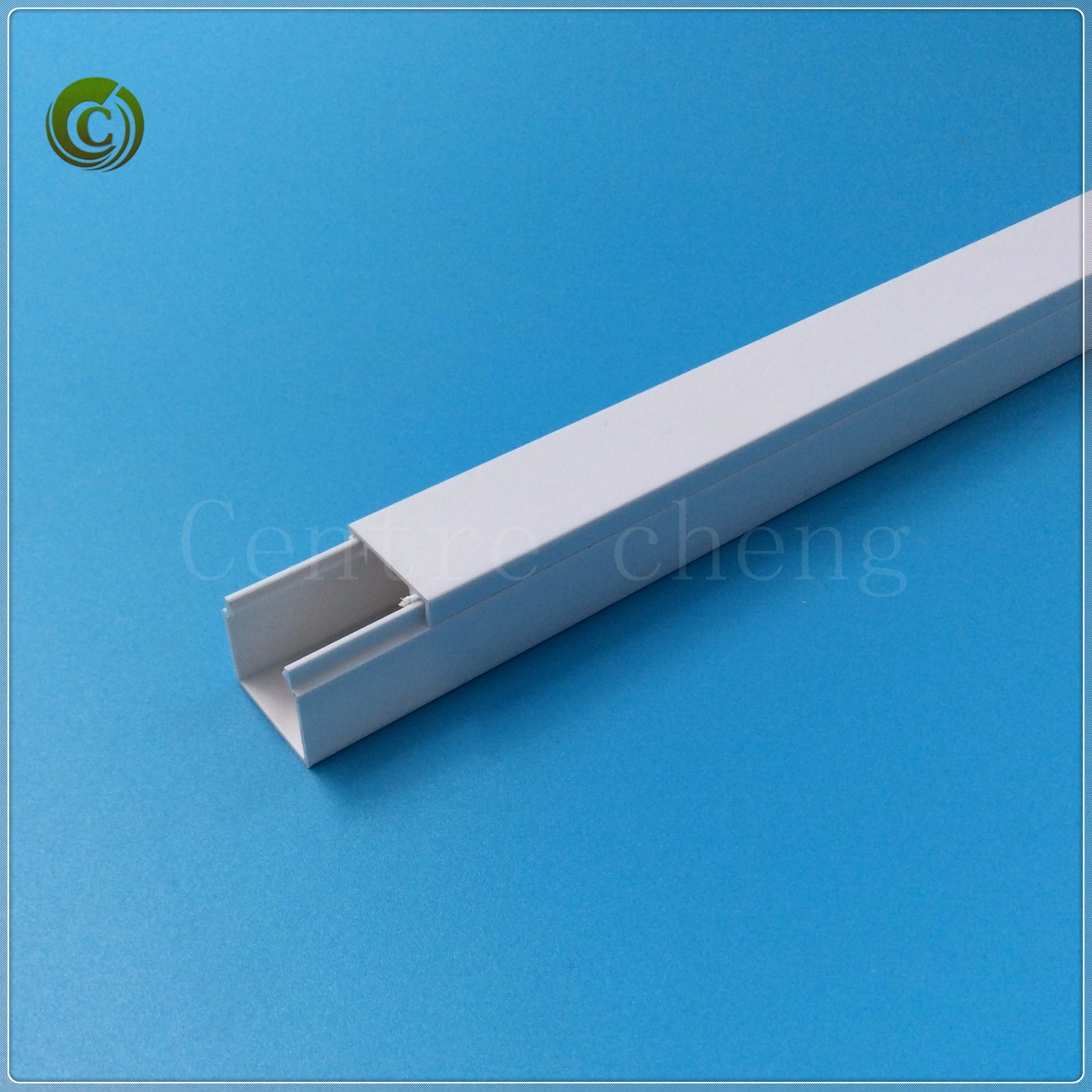 China 2018 Wiring Accessories Plastic Trunking Pvc Cable 1616mm Management