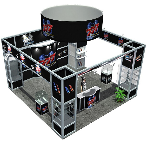 Trade Show Booth Hs Code : China shll scheme exhibition booth design for trade show display