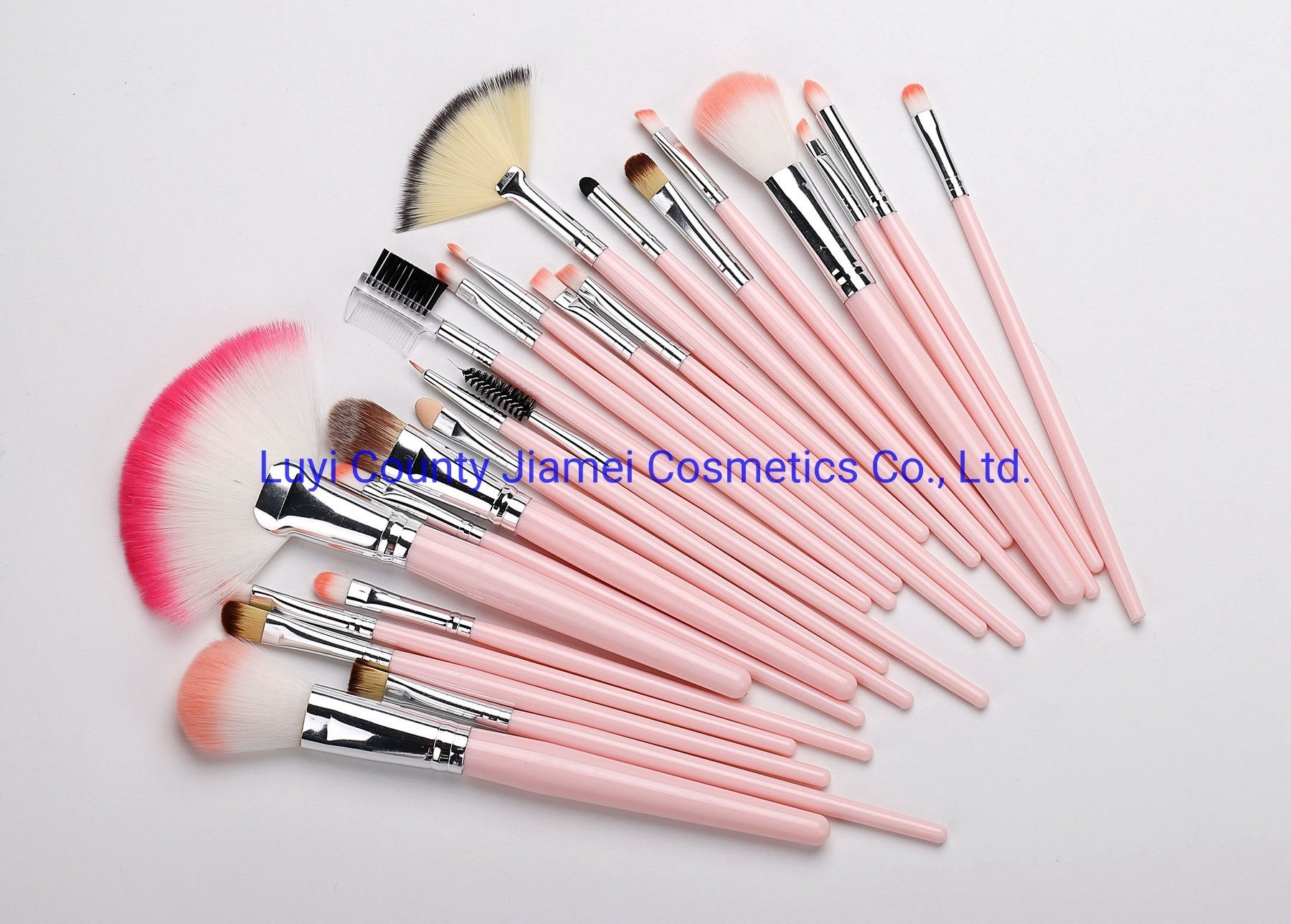 China Professional 24 Piece Cosmetic