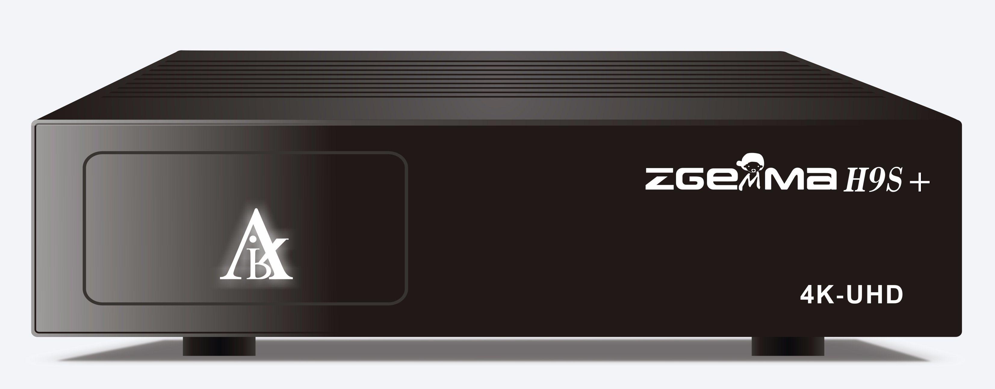 China Zgemma H9s+ DVB-S2X with Ci+ 4K UHD Satellite Receiver - China