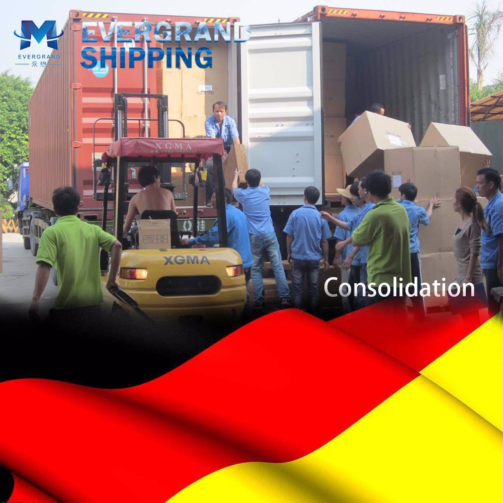 China Reliable Shipping Agent to Germany/Berlin/Breme/Hamburg/Frankfurt pictures & photos