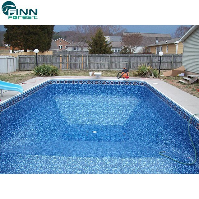 [Hot Item] China Wholesale Factory Price Easy Install PVC Swimming Pool  Liner