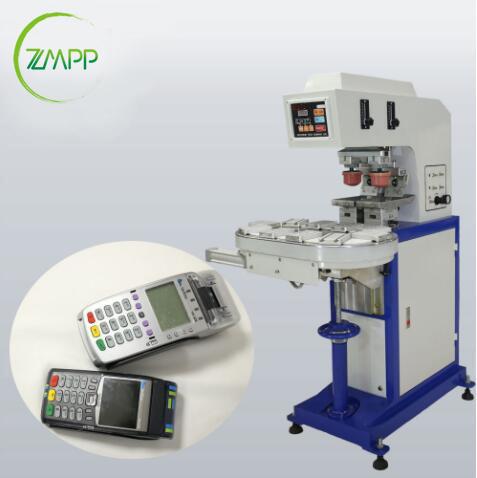 China Hand Manual Printing Machine / Economical Manual Pad
