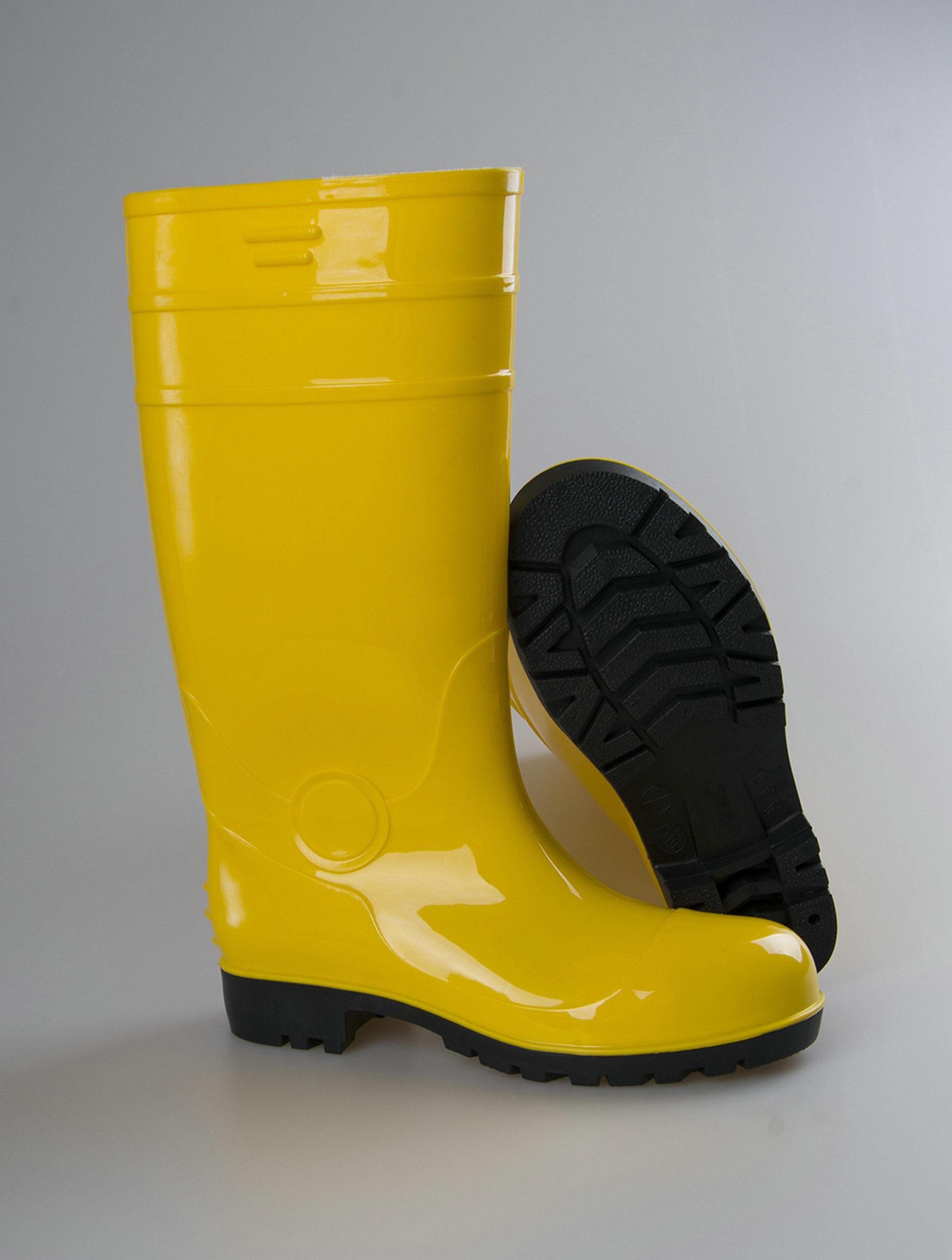 8a7a36cea414 China Wellington Safety PVC Rainboots