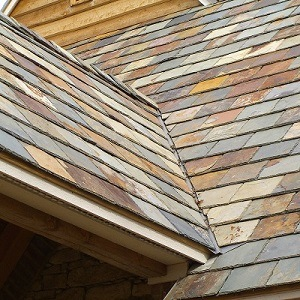 rusty natural slate roof covering tiles roof coating tiles roof tiles - Roof Covering