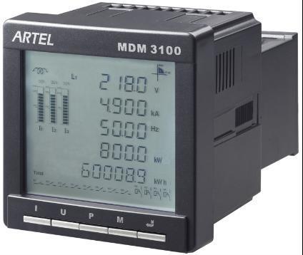 China Multifunction Power Meter Mdm 3100 China Multifunction Power Meter