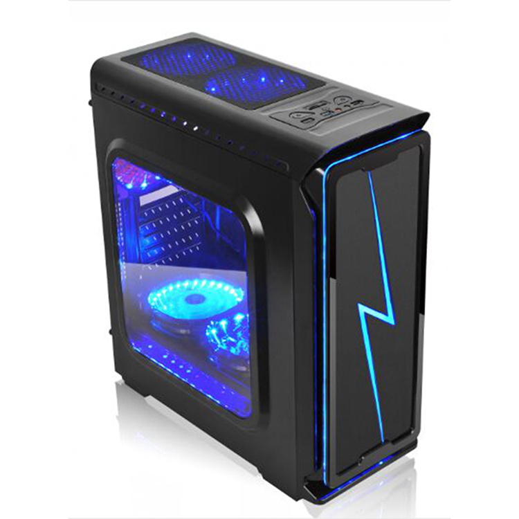China Cool Design ATX PC Chassis for Gaming PC Case - China ATX PC Case, Game Computer Case