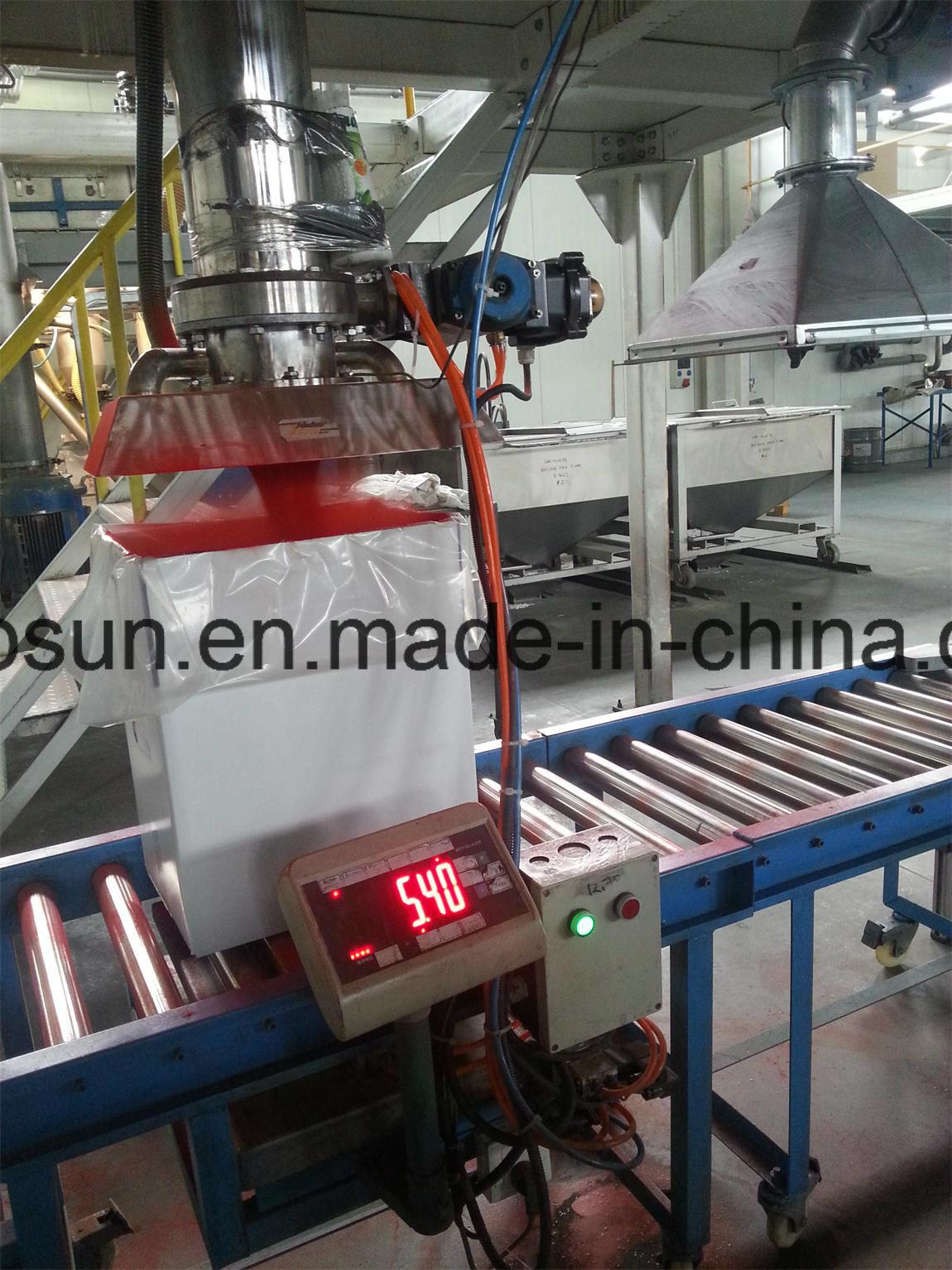 Powder Coating/Paint Producing/Manufacturing/Production/Making Machinery pictures & photos