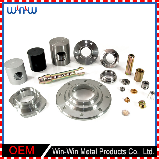 Metal Custom Auto OEM CNC Washing Machine Spare Parts
