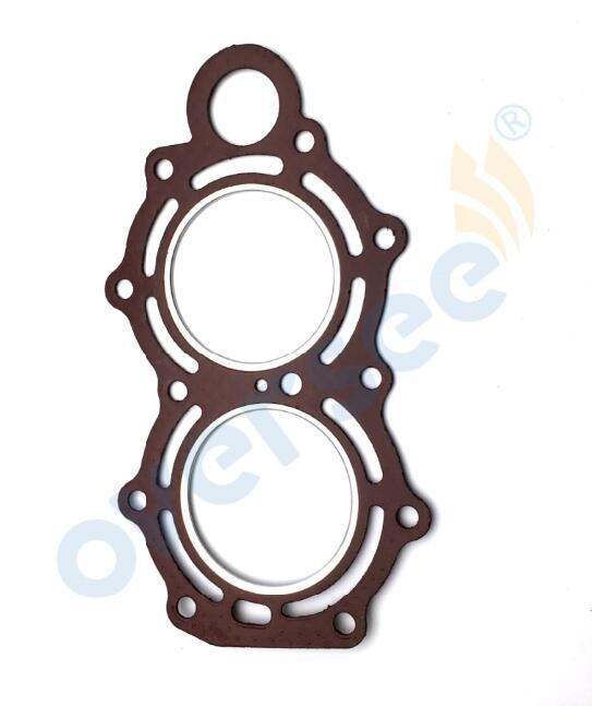 China Oversee 3b2 01005 0 Cylinder Head Gasket 9 8hp 6hp 8hp For