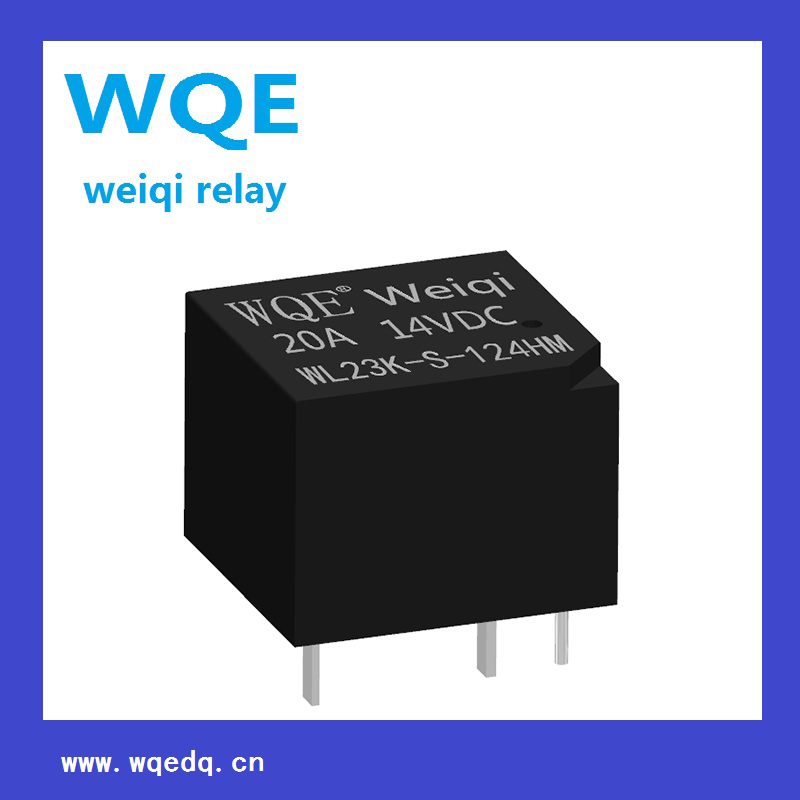 (WL23K) Mini Size Automotive Relay Suit for Automation System, Auto Parts