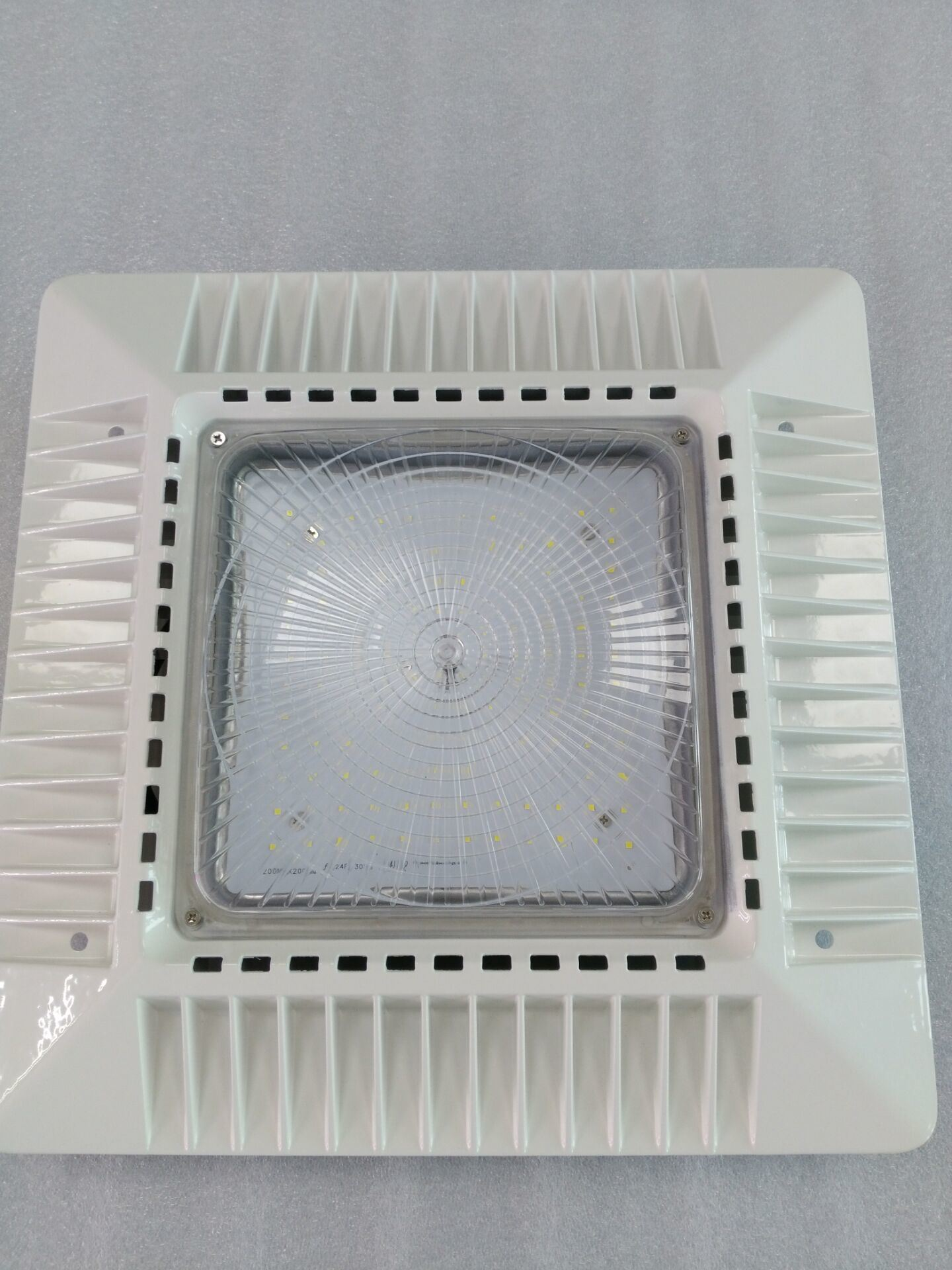 cUL UL Approved Gas Station Lighting 150W 240W LED Canopy Light Fixture