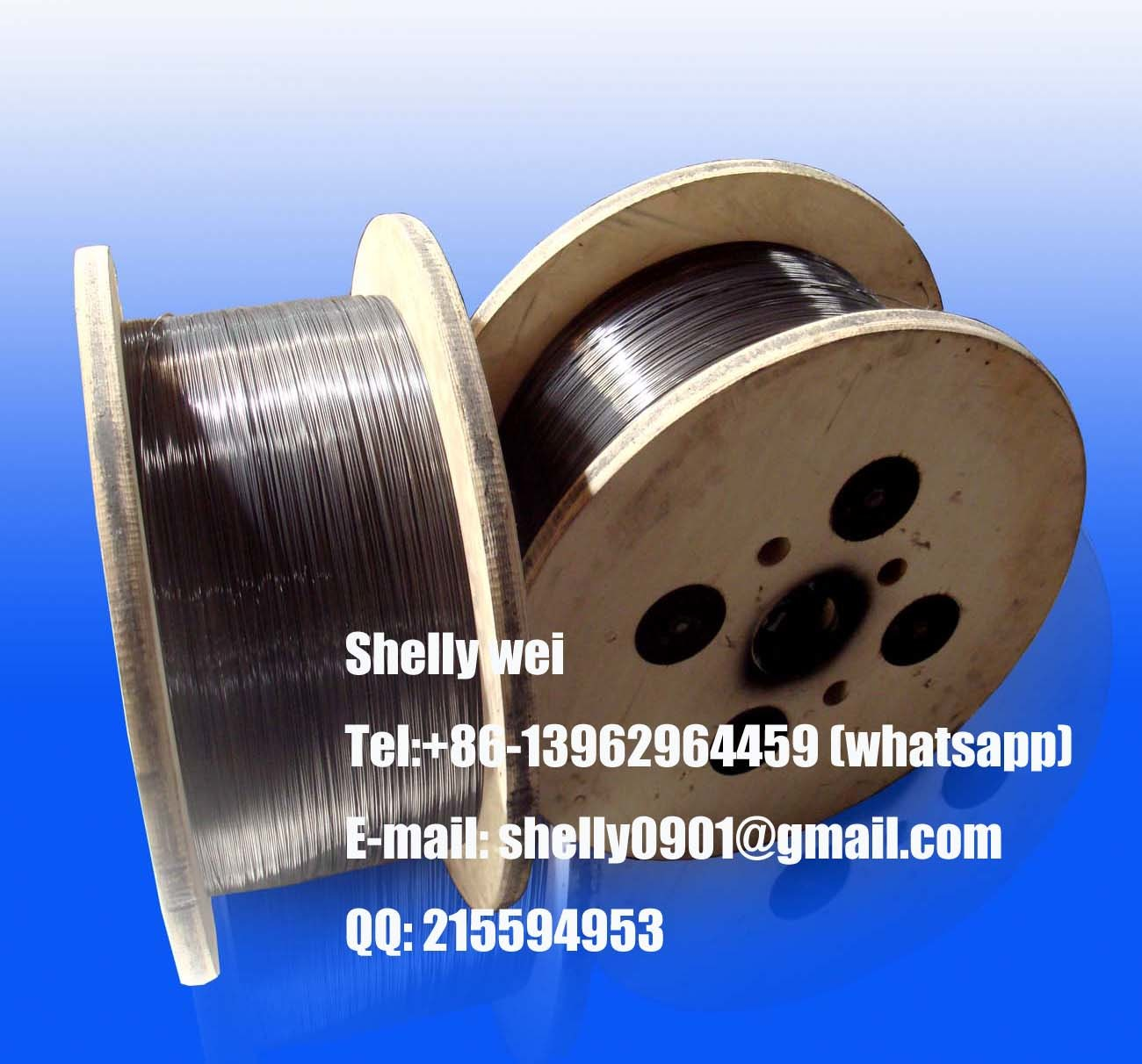China Phosphating Steel Wire 0.45mm for Reinforcing Fibre-Optic ...