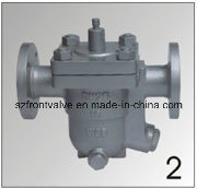 Cast Steel/Forged Steel Inverted Bucket Steam Trap