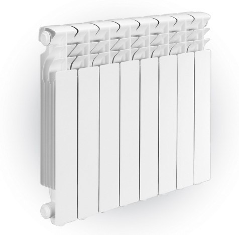 Aluminum Radiator Bimetal For Home Water Central Heating