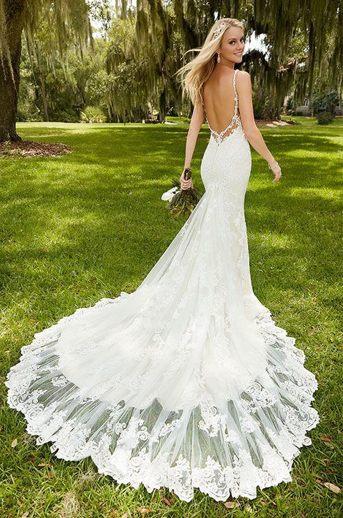 China Halter Lace Bridal Gown Mermaid Beads Backless Wedding Dress ...