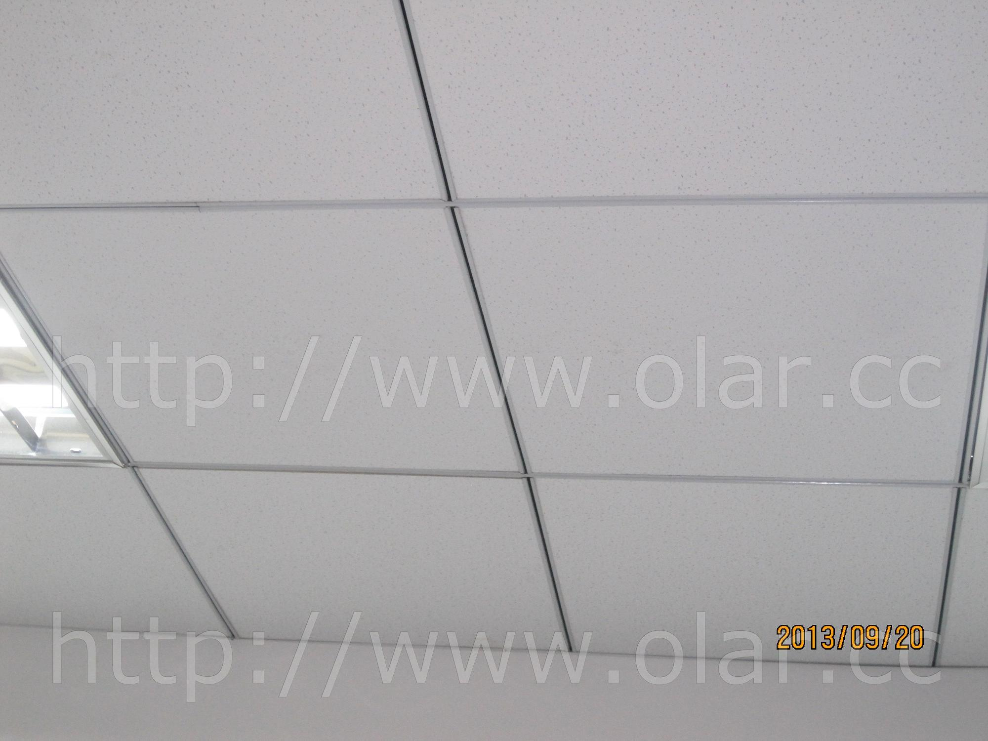 China Fiber Cement Ceiling with CE Certificate - China ...