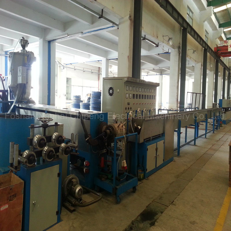 Flexible Cable Extruding Machine