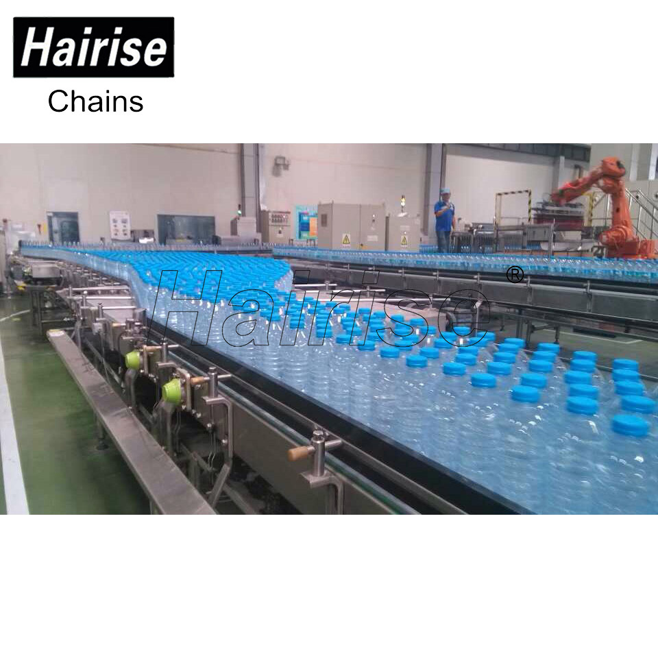 [Hot Item] Food and Drinks Plastic Chain Conveyor (Har042680)