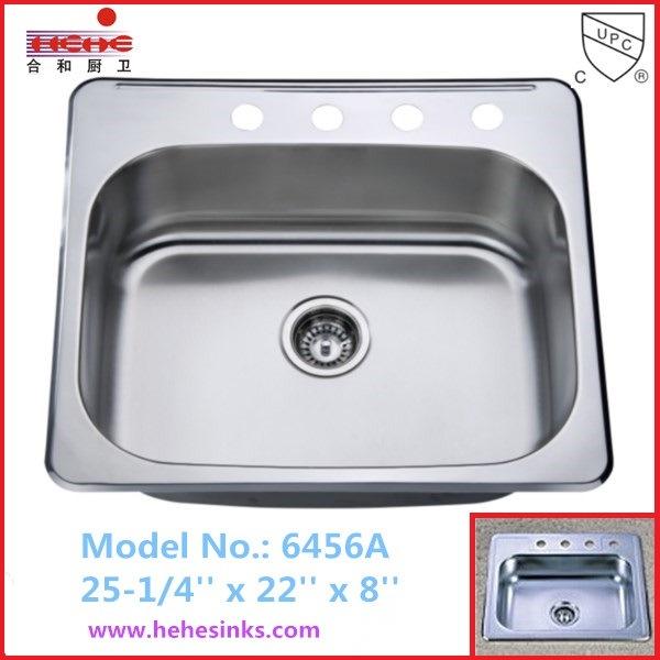 China Stainless Steel Sink Kitchen