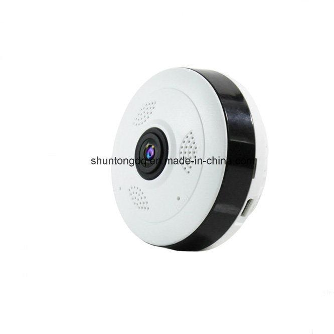 HD 1080P 360 Degree Panoramic IP Wifi Camera Fisheye Home Security Two Way Audio