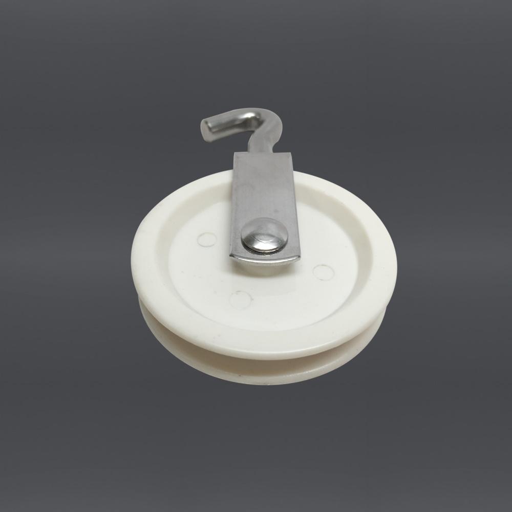 China V Grooved ABS Nylon POM Teflon PE PP Plastic Pulley for ...