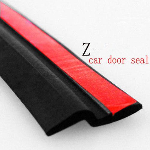 4M Big D-shape Window Door Rubber Seal Weather Strip Hollow Car Weatherstrip