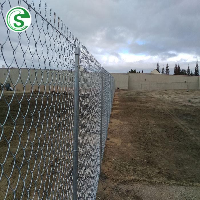 Galvanized Chain Link Fence Price, 2019 Galvanized Chain Link Fence Price  Manufacturers & Suppliers   Made-in-China com