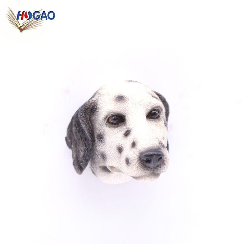 f2d646790a8a China Supplier Wholesale Resin Custom Animals Souvenirs Gifts Polyresin Dog  Fridge Magnet
