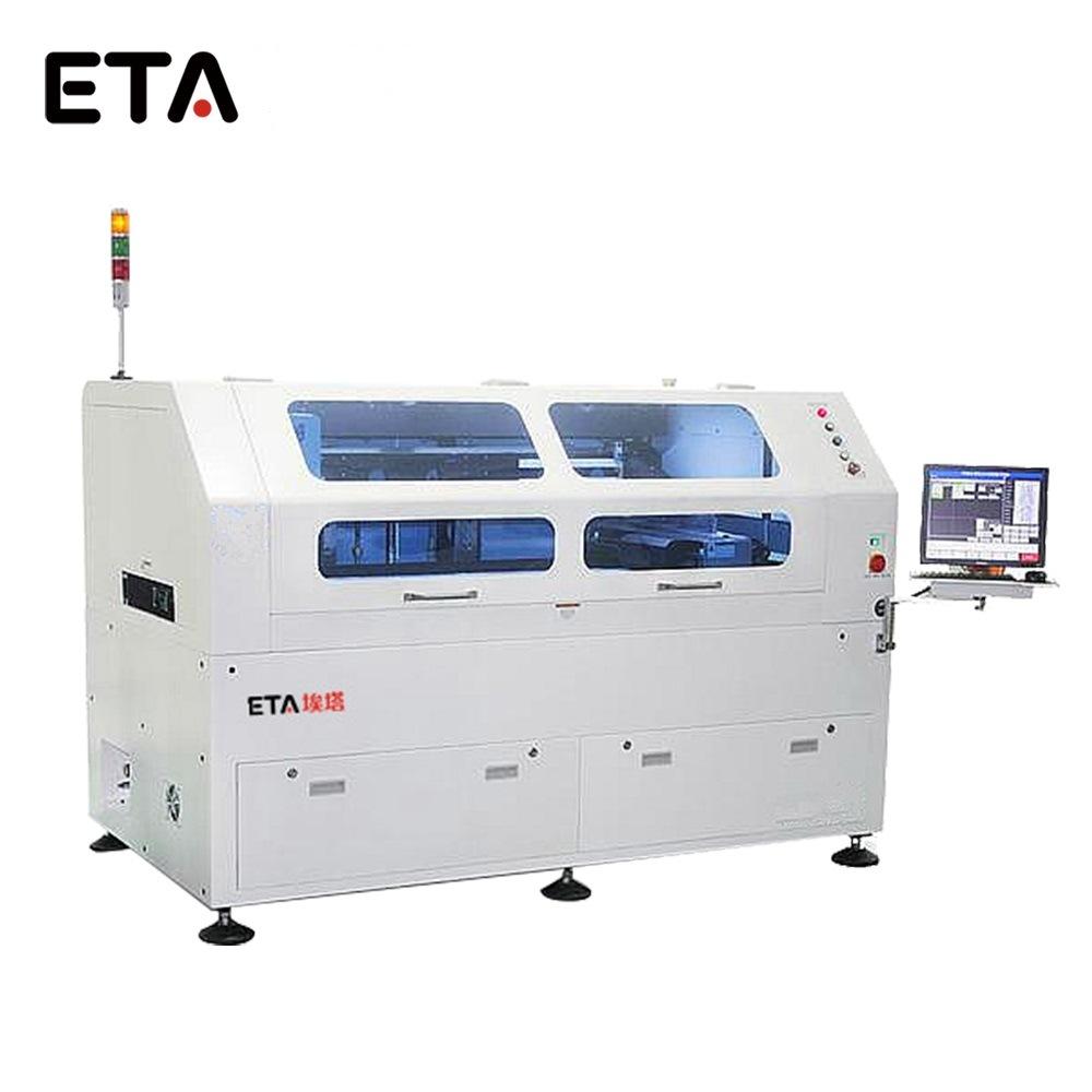 China Panasonic PLC Control System PCB Cleaner Machine