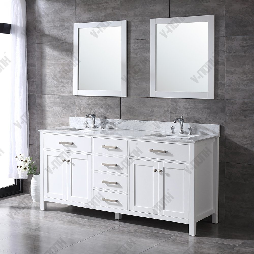 China Good Quality White Bathroom