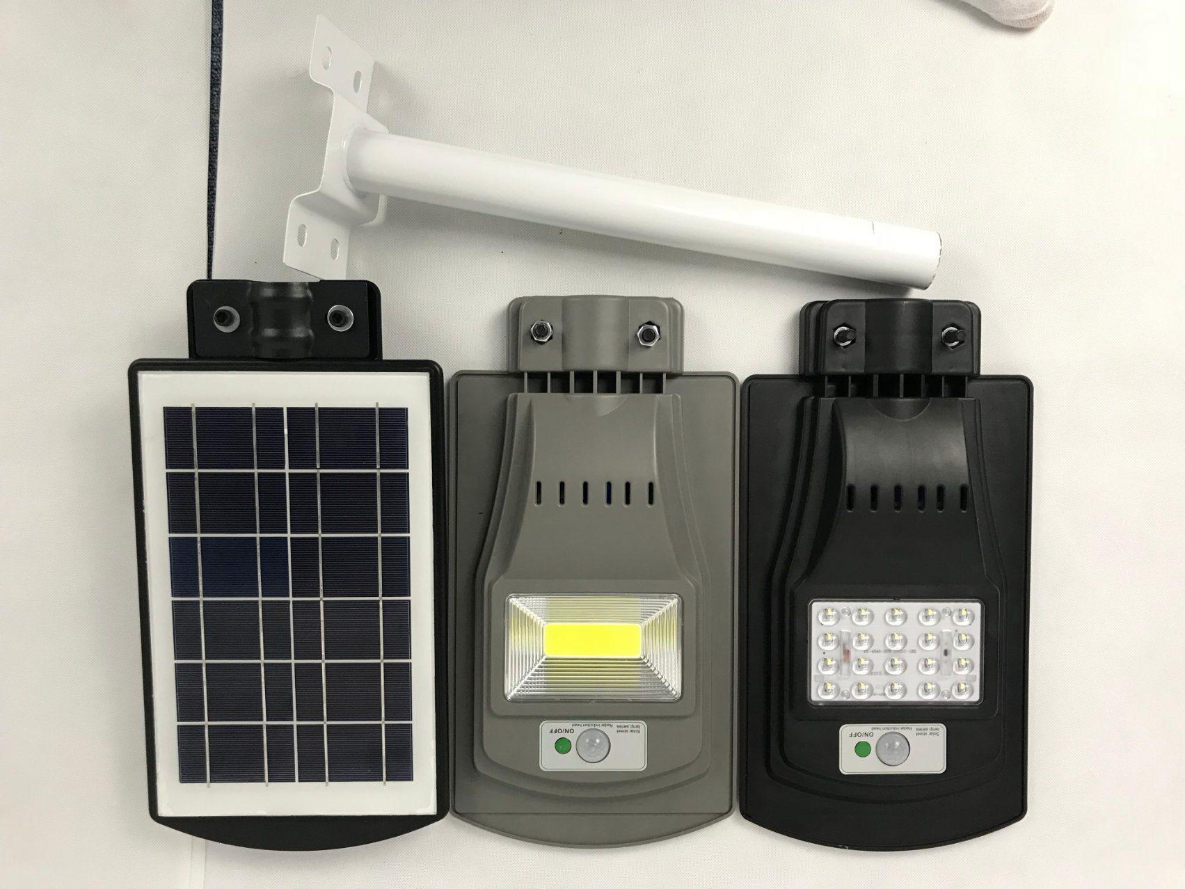 Led Street Light With Solar Panel Ip65